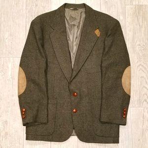 Men's Vintage Wool Blazer